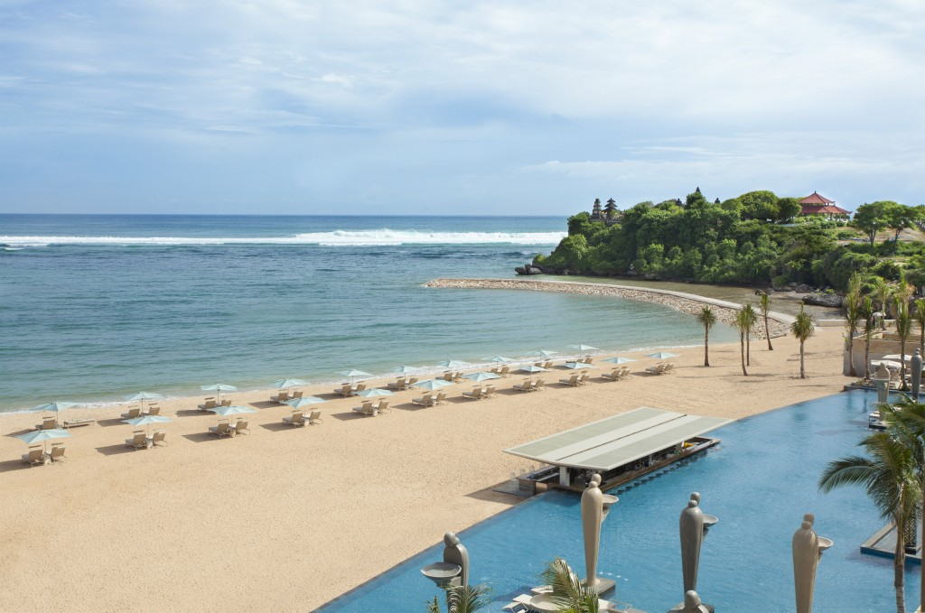 Mulia Resort - Beach Front - Sea View